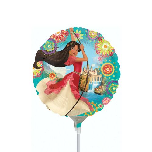 Circle Elena of Avalor Mini Shape Flat